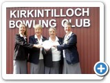 Bowls Scotland Charities Shield Winners Anne Miller Ina McLaughlin May Laidlaw Dorothy Young